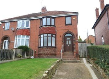 Thumbnail 3 bed semi-detached house to rent in Doncaster Road, Mexborough, South Yorkshire