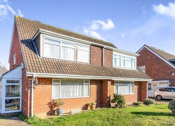 Thumbnail 4 bedroom end terrace house for sale in Crossways Road, Mitcham