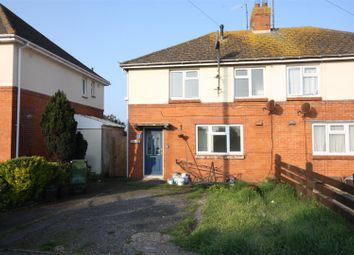 Thumbnail 3 bedroom semi-detached house for sale in Sussex Road, Close To Town, Westerly Garden