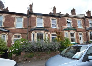 Thumbnail 3 bed terraced house for sale in St Annes Road, Mount Pleasant, Exeter, Devon