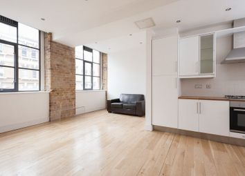 Thumbnail 1 bed flat to rent in Saxon House, 1 Thrawl Street, London