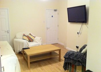 Thumbnail 5 bedroom terraced house to rent in Duchess Road, Sheffield