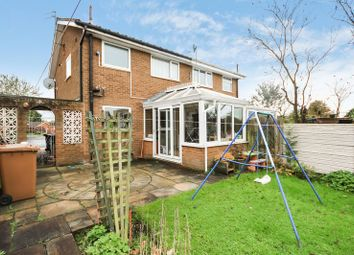 Thumbnail 3 bed semi-detached house for sale in 40 St Clares Avenue, Fulwood, Preston