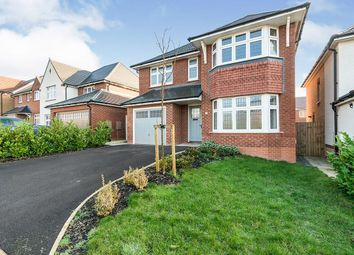 Thumbnail 4 bed detached house to rent in Dundas Road, Worsley, Manchester