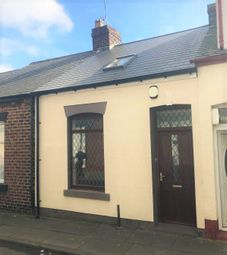 Thumbnail 2 bed cottage to rent in Houghton Street, Sunderland