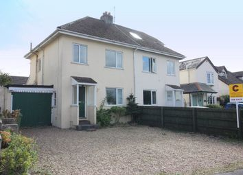 Thumbnail 3 bed semi-detached house for sale in Ipplepen, Newton Abbot