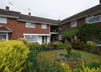 Thumbnail 2 bed flat for sale in Avon Close, Acton, Wrexham