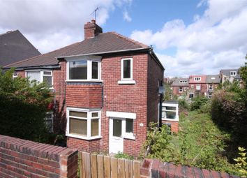 Thumbnail 3 bed semi-detached house to rent in Dovercourt Road, Sheffield