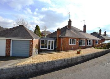 Thumbnail 2 bed semi-detached bungalow for sale in Brookside Close, Westlands, Newcastle-Under-Lyme