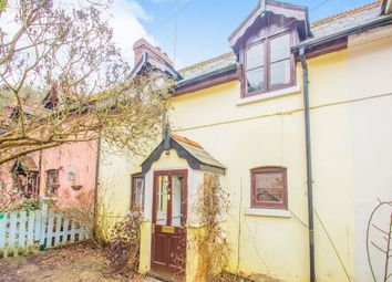 Thumbnail 3 bedroom property for sale in Brewery Terrace, Upper Redbrook, Monmouth