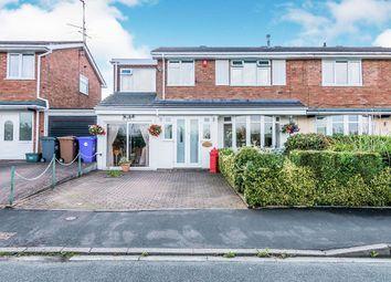 Thumbnail 5 bedroom semi-detached house for sale in Chessington Crescent, Trentham, Stoke-On-Trent