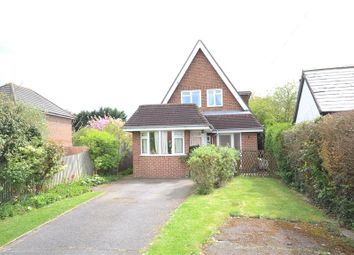Thumbnail 3 bed detached house for sale in Grazeley Road, Three Mile Cross, Reading