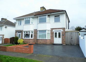 Thumbnail 3 bed semi-detached house for sale in Mount Earl, Bridgend, Bridgend, Mid Glamorgan