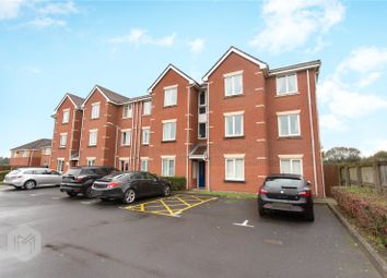 Thumbnail 2 bed flat for sale in Pear Tree Place, Farnworth, Bolton, Greater Manchester