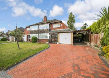 Thumbnail 3 bed semi-detached house for sale in Carlron Avenue, Upholland, Wigan