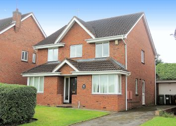 Thumbnail 4 bed detached house for sale in Old Station Road, Hampton-In-Arden, Solihull