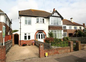 Thumbnail 3 bedroom flat for sale in Pevensey Road, West Worthing, West Sussex