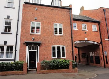 Thumbnail 1 bed flat for sale in Charter Mews, Lichfield