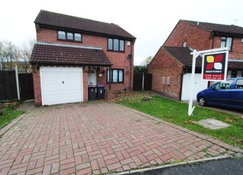 Thumbnail 4 bed detached house for sale in Morgan Way, Ketley, Telford