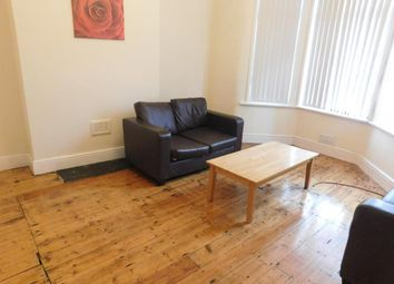 Thumbnail 4 bedroom shared accommodation to rent in Cranbourne Road, Wavertree, Liverpool