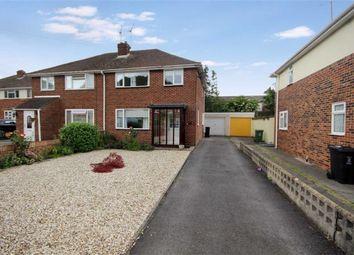 Thumbnail 3 bedroom semi-detached house for sale in Masefield Avenue, Upper Stratton, Swindon