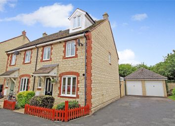 Thumbnail 4 bed semi-detached house for sale in Knolles Drive, Stanford In The Vale, Oxfordshire