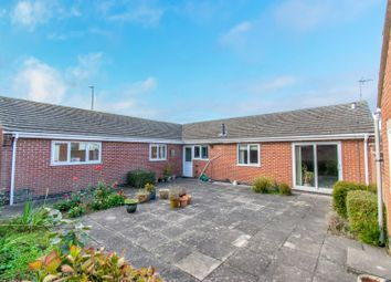 Thumbnail 2 bed detached bungalow for sale in Cottesmore Avenue, Oadby