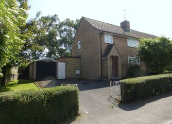 Thumbnail 3 bed semi-detached house for sale in Milford Road, Yeovil Marsh, Yeovil