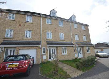 Thumbnail 1 bed property to rent in Boleyn Avenue, Sugar Way, Peterborough