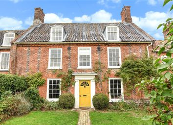 Thumbnail 4 bed terraced house for sale in The Green, Aldborough, Norwich