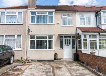Thumbnail 3 bed terraced house for sale in Midhurst Gardens, Uxbridge