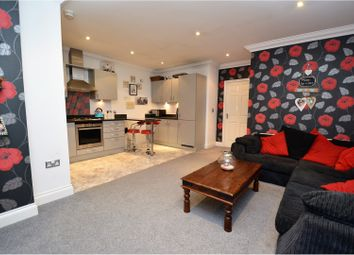 Thumbnail 2 bed flat for sale in Meadow Rise, Billericay