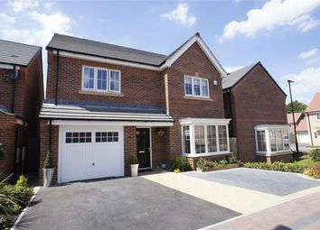 Thumbnail 4 bed detached house for sale in Summerhouse Drive, Norton, Sheffield