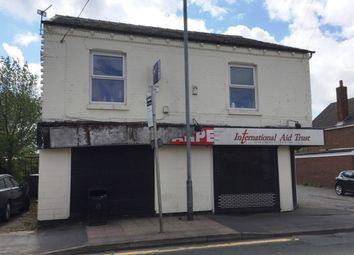 Thumbnail Retail premises for sale in 35-37 Golborne Road, Lowton, Warrington