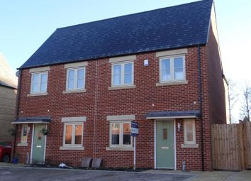 Thumbnail 3 bed semi-detached house to rent in Hart Close, Upper Rissington, Cheltenham