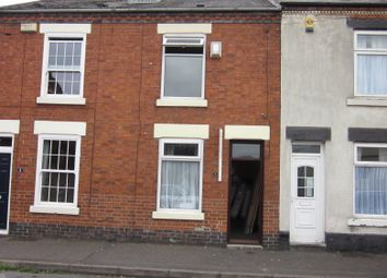 Thumbnail 1 bed terraced house to rent in 9A Frederick St, Derby