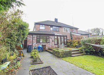 Thumbnail 3 bed semi-detached house for sale in Dellcot Lane, Worsley, Manchester