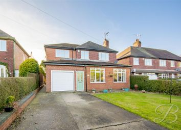 5 bed detached house for sale in Rufford Road, Edwinstowe, Mansfield NG21