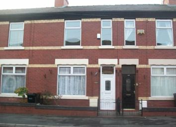Thumbnail 2 bedroom terraced house to rent in Carna Road, Stockport
