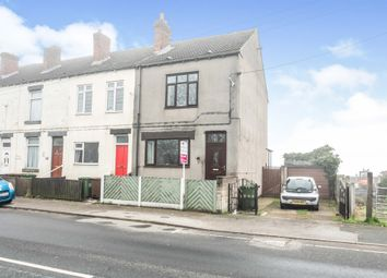 Thumbnail 2 bed end terrace house for sale in Wakefield Road, Streethouse, Pontefract