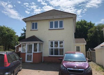 Thumbnail 4 bed detached house to rent in Gower Road, Killay, Swansea