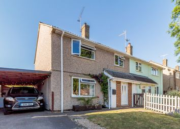 Thumbnail 3 bed semi-detached house for sale in Holly Leys, Stevenage, Hertfordshire