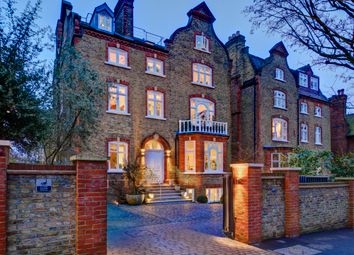 Thumbnail 8 bed detached house for sale in Holford Road, Hampstead Village