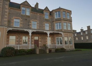 Thumbnail 2 bed flat to rent in Marine Court, Lossiemouth