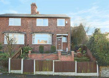 Thumbnail 3 bed semi-detached house for sale in Edingley Avenue, Sherwood, Nottingham