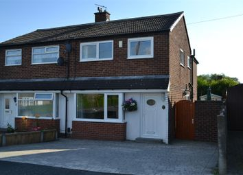 Thumbnail 3 bed semi-detached house for sale in Kirkstall Drive, Chorley
