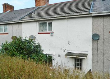 Thumbnail 2 bed terraced house for sale in Gwynfor Road, Cockett, Swansea