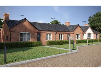 Thumbnail 3 bed semi-detached bungalow for sale in Worthington Lane, Coleorton
