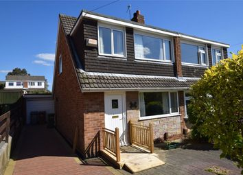 Thumbnail 3 bed semi-detached house for sale in Bentham Close, Prenton, Merseyside