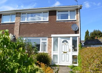 Thumbnail 3 bed end terrace house for sale in Blackmore Road, Melksham